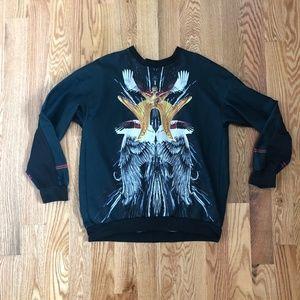 Clover Canyon Scuba Sweatshirt Size M